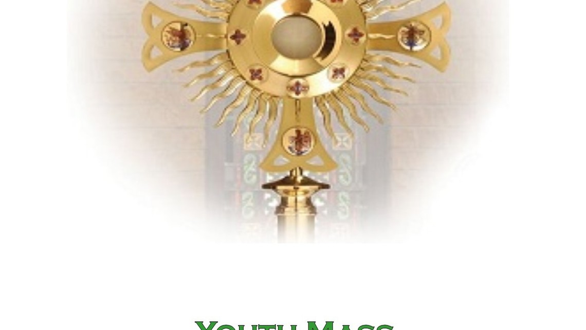 Youth Mass Jan 2019
